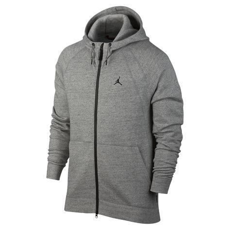 half price quality design uk store Jordan Sportswear Wings Fleece Men's Full-Zip Hoodie, by ...