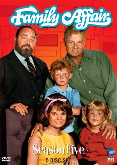 Family Affair TV Show.