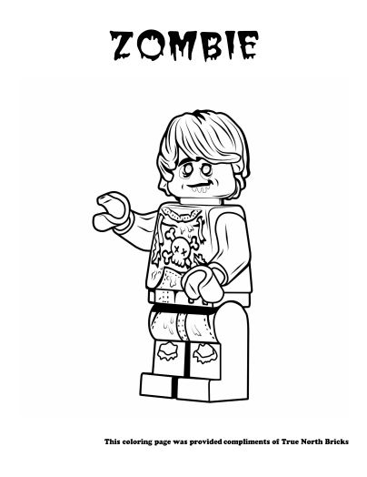 Miscellaneous Coloring Pages Based On Minifigures Coloring Pages