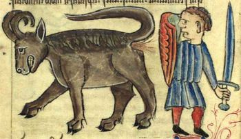 The Poop-Unicorn & 5 Other Bizarre Mythical Creatures