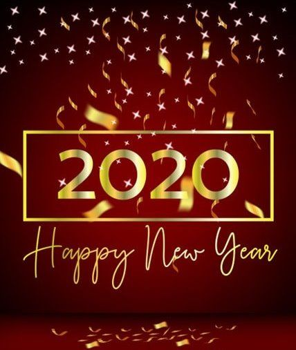 Happy New Year Wallpapers 2020 For Friends Mom Dad Bro Sis Wife Husband Daughter Happy New Year Wallpaper Happy New Year Message Happy New Year Images