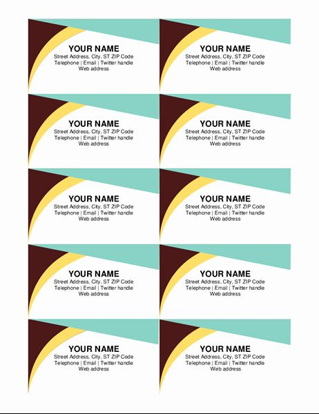 Microsoft Word Templates Business Cards Unique Business Cards Fice Free Business Card Templates Business Card Template Word Printable Business Cards