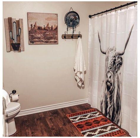 Home Diy, Cute Dorm Rooms, Western Bathrooms, Rustic House, Western Home Decor, Bedroom Decor, Diy Home Decor, Home Decor, Rustic Home Decor