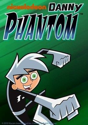 Danny Phantom | Cartoons I Enjoy | Danny phantom, Cartoon tv