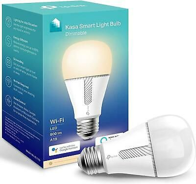 Smart Light Bulb Led Wifi Alexa Google Dimmable No Hub Required Remote Control In 2020 Smart Light Bulbs Smart Bulb Smart Lighting