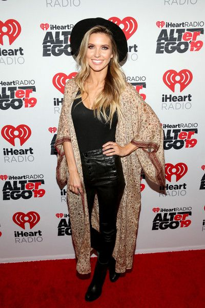 Audrina Patridge attends 2019 iHeartRadio ALTer Ego at The Forum.