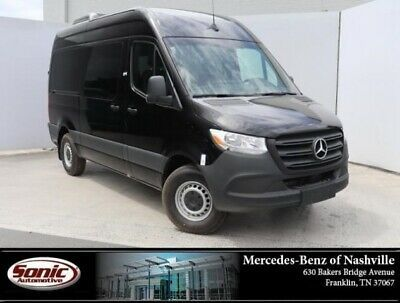 Ebay Advertisement 2019 Mercedes Sprinter 12 Passenger 2500 High Roof V6 144 Rwd 2019 Mercedes Sprinter 12 In 2020 With Images Sprinter Passenger Van Benz Sprinter European Cars