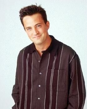 dont know about matthew perry...but i love chanandaler bong