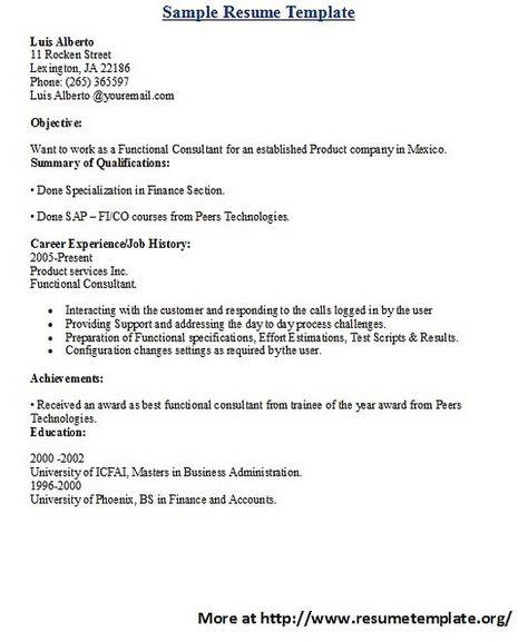 For more sample legal resume formats visit wwwresumeformatorg