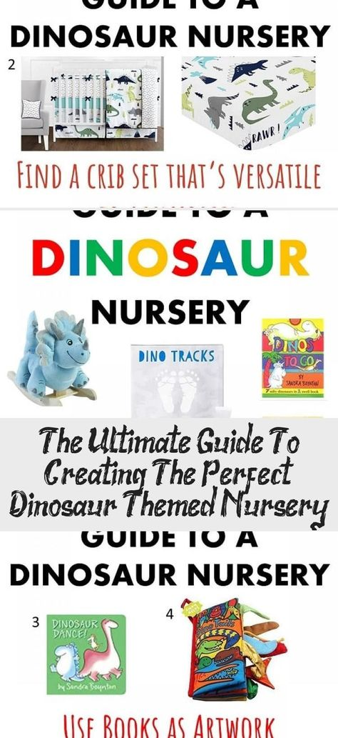 The Ultimate Guide To Creating The Perfect Dinosaur Themed Nursery - Gender Neutral -  Are you looking for nursery decoration ideas? Have you thought about dinosaurs? A dinosaur themed n - #babyUnisexnursery #bohoUnisexnursery #Creating #Dinosaur #Gender #Guide #modernUnisexnursery #Neutral #Nursery #Perfect #Themed #Ultimate #Unisexnurseryadventure #Unisexnurseryanimals #Unisexnurseryart #Unisexnurserybedding #Unisexnurseryblue #Unisexnurserybohemian #Unisexnurserybright #Unisexnurserycolors #