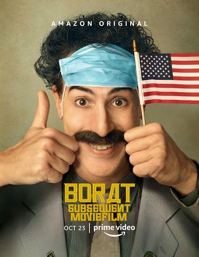 Borat Subsequent Moviefilm 2020 Sacha Baron Cohen Back With A Bangborat Subsequent Moviefilm 20 Sacha Baron Cohen Comedy Center Sacha