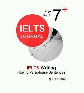 Download Free Pdf Ielt Journal How To Paraphrase Sentence Reading Writing In Essay