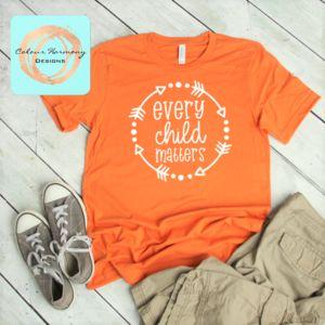 Every Child Matters - Orange Shirt Day - Adult Tee
