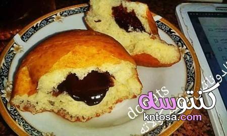 طريقة عمل الدونات الاصلية مقادير الدونات عجينة الدونات الاصلية طريقة عمل الدونات المقلية بالخطوات Food Breakfast Pancakes