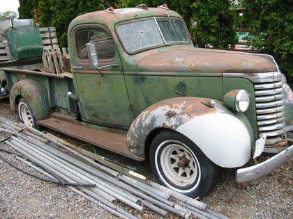 1940 Gmc Gmc Pickup Gmc Trucks For Sale Old Trucks Antique