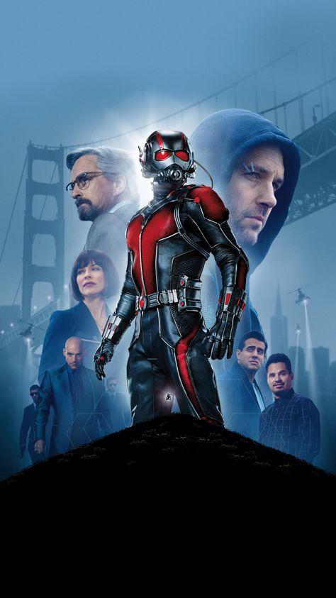 Ant-Man (2015) Phone Wallpaper | Moviemania