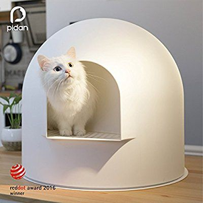 Igloo Cat Litter Box Amazon Co Uk Pet Supplies Cat Litter Box Litter Box Cat Training Litter Box