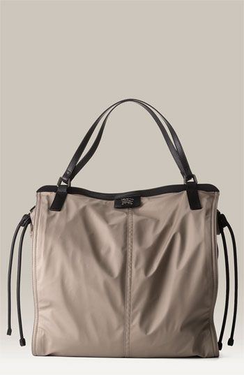 Just got my work travel bag...Burberry Nylon tote 7dd63e7259da8