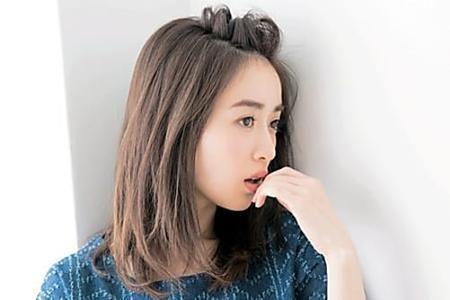 前髪をピンでスッキリ 学校や就活で使える留め方からかわいいアレンジ