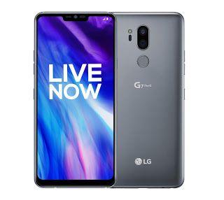 Lg G7 Thinq Platinum Gray 4gb Ram 64gb Storage Platinum Grey 4gb Ram 4g Lte