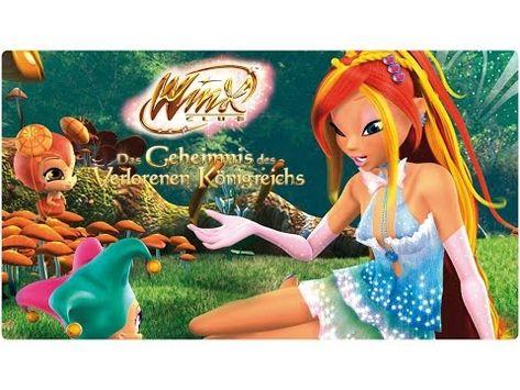 Winx Club Das Geheimnis Des Verlorenen Konigsreichs Ganzer Film Youtube Winx Club Ganze Filme Geschichten Fur Kinder