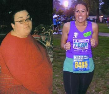 Weight Watchers Before and After | Alicia Maestri before and after she lost nearly 200 pounds. She ...