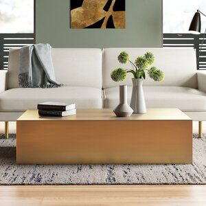 Bowdin End Table Allmodern In 2020 Coffee Table Extendable