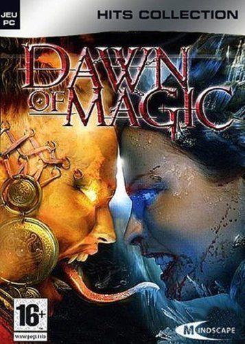 JEU DVD Rom / PC...DAWN OF MAGIC (a l aube de la magie)...JEU DE ROLE...