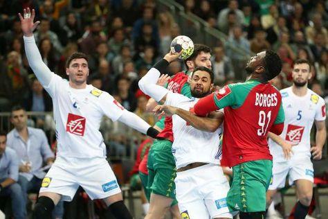 Handball Em 2020 Qualifikation Portugal Vs Frankreich 33