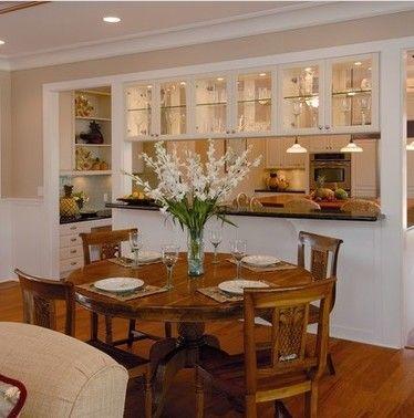 pareti divisorie cucina soggiorno | idee per la casa dei mie sogni ...