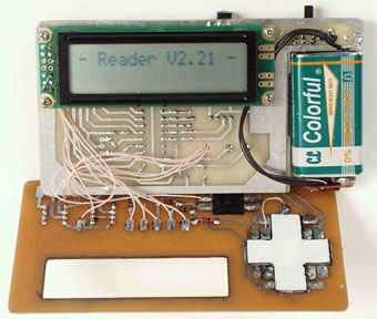 EEPROM copier circuit Atmel AT90S2313 at90s2313 eprom copy
