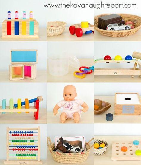 Eltern vom Mars: Julia\'s Favoriten mit 17 Monaten | Montessori for ...