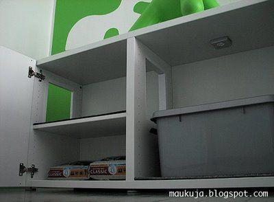 Mobili Per Gatti Ikea : Hidden litter box craft ideas gatti lettiera cani