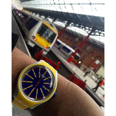 Swatch STRETCH ©on.the.mark