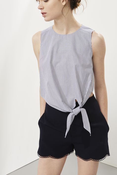 Get tied up in Club Monaco's March New Arrivals