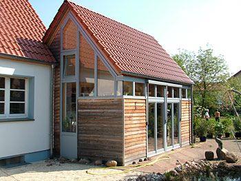 Pin von Kirsten auf Anbau | Pinterest | Anbau, Hausanbau und Fassaden