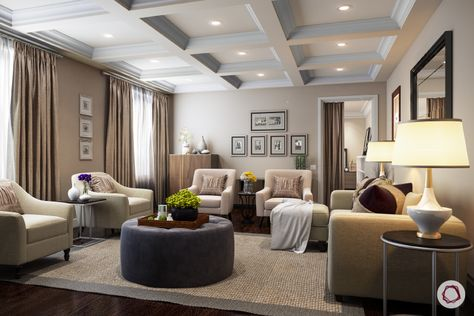 8 Lighting Options For A Statement Living Room Design