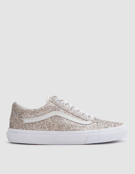 a713d4594781d Old Skool in Multi Glitter True White  vans  glitter  footwear  affiliate