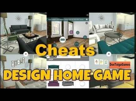 Design Home Game Cheats 45 Ideas House Design Games Design Home App Design Home Hack