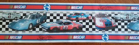 Richard Petty Classic Nascar Wallpaper Border Products Pinterest