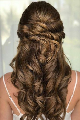 80 Dreamy Prom Hairstyles For A Night Out In 2020 Medium Hair Styles Long Hair Styles Thick Hair Styles