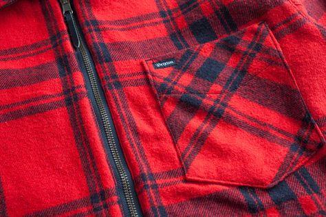 #Brixton 'Cascade' Reversible #Jacket