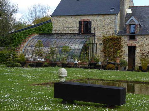Charme Et Eclectisme La Maubrairie Avec Images Jardins