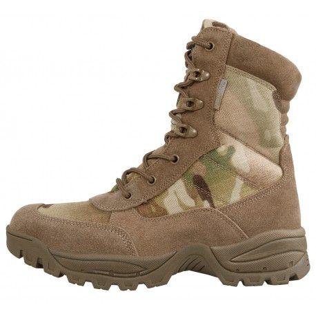 Buty Taktyczne Tessar Z Zamkiem Ykk Multicam Buty Taktyczne Tessar Multicam Boots Combat Boots Army Boot