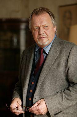 David Soul, aka Hutch, made an appearance on Inspector Lewis.