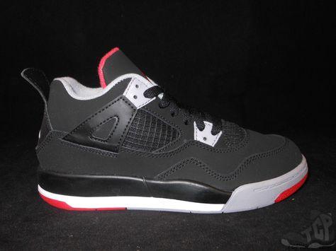 f3bf061756cef4 Youth s Athletic Footwear   Jordan IV 4 Bred PS tcpkickz  jordan  retro   sneakerfiles  sneakernews  solecollector  wdywt  kicksofire