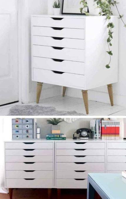 25++ Ikea alex drawer desk hack ideas in 2021