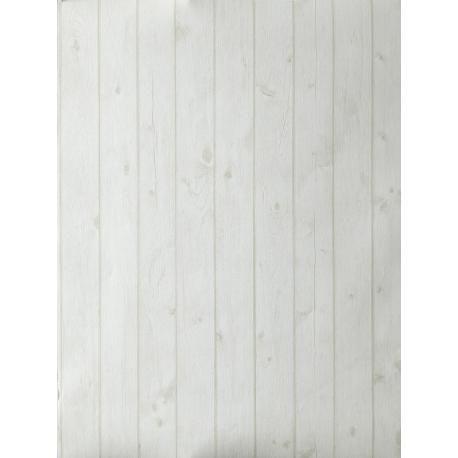 Papier Peint Bois Blanc Casse Issu De La Collection Oh La La Par Caselio Duplex Laissez Vous S Papier Peint Bois Papier Peint Imitation Bois Papier Peint