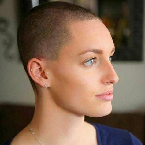 Cassidy shaved head — photo 15