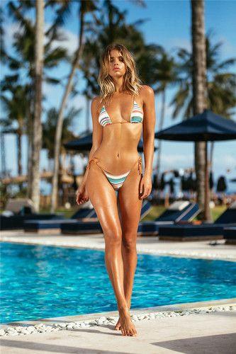 a234cf2dcff Bikini 2018 New Women Summer Swimsuit Multicolor Bottoms Sexy Bikini Set  Swim Suit Beach Bathing Suit Brazilian Biquini. Starting at $1